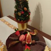 Torta Čoko Drip Narodeninova