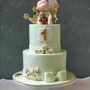 Torta Chlapec a hviezdy
