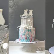 Torta Ľadové korčule