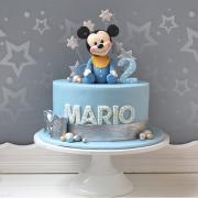 Torta Mickey Mouse Baby