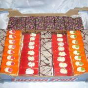 Torta zákusky na krstiny