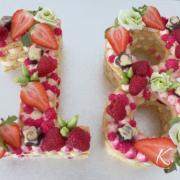 Torta Číslicový dort