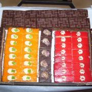 Torta zákusky na krstiny pre kolegyne