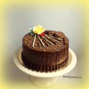 Torta čokoladkova