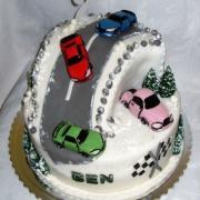 Torta autá