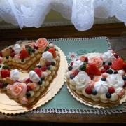 Torta srdiečka TART