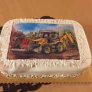 Torta báger