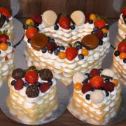 Torta srdiečka ♥