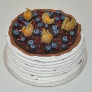 Torta Snehová tortička
