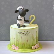 Torta Ovečka Shaun