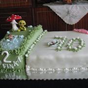 Torta tortička pre babku a vnučku
