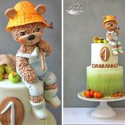 Torta Macko farmár :-)