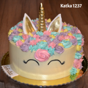Torta unikorn
