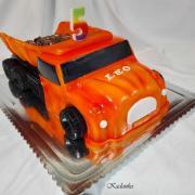 Torta Vyklápacie auto...