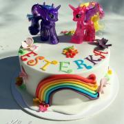 Torta poníková