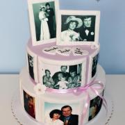 Torta ... pre manželov ...