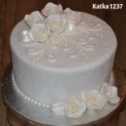 Torta svadobná do daru