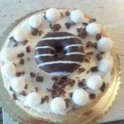 Torta Kokosová