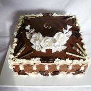 Torta Čokoladová