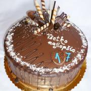 Torta Narodeninová 17