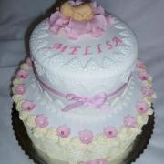 Torta Krstinová Melisa