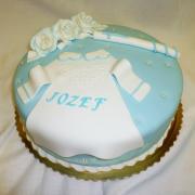 Torta Krstinová Jozef