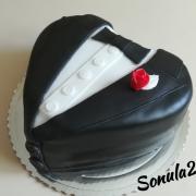 Torta Ženích