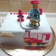 Torta Hasič