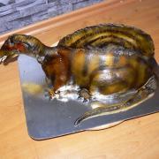 Torta Spinosaurus