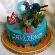 Torta Hľadá sa Nemo...