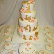 Torta Svadobná 171