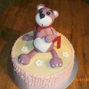 Torta Medveď