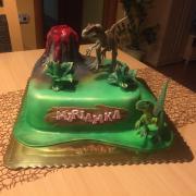 Torta Dinotopia