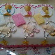 Torta PSP pre 3 sestry
