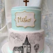 Torta 1. sv. prijímanie