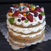Torta Tvarohová