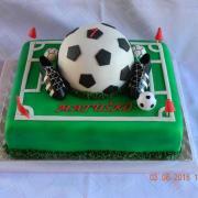 Torta Narodeninová pre futbalistu