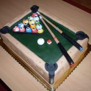 Torta BILIARD