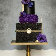 Torta Elegantná narodeninová pre dámu
