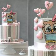 Torta Malá sovička
