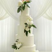 Torta Svadobná krémová