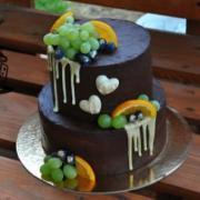 Torty Čokoládové torty