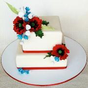 Torta Vlčí máky