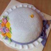 Torta Klobúčik 4