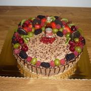 Torta Dalšia ovocná na želanie