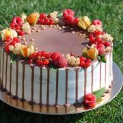 Torta Ovocná narodeninová