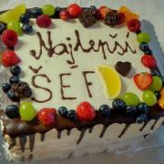 Torta Pre šéfa