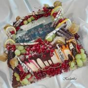 Torta Drip tortička pre školákov na rozlúčku...