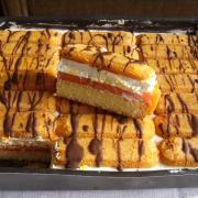 Torta viedenské rezy na rodinnú oslavu