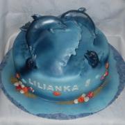 Torta delfiny